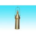 液体石油取样器(油罐取样器)软木塞1000ml铜(可卸式)