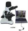 *数码生物显微镜(V)DN-200M
