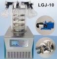 LGJ-10真空冷冻干燥机(普通多歧管型)